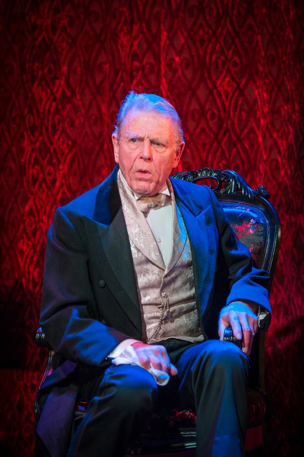 Edward Fox as Lord Caversham