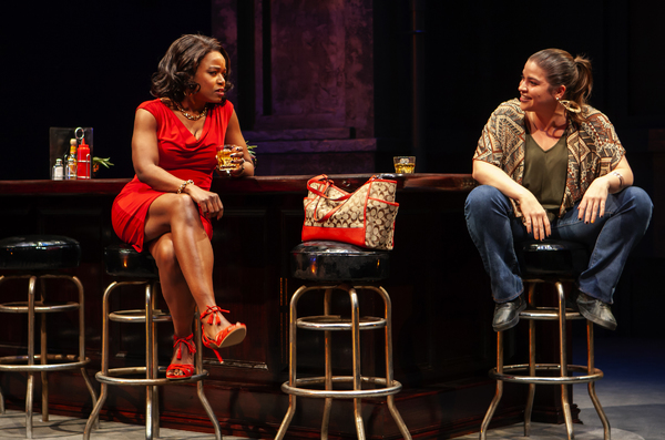 Photo Flash: First Look at Signature Theatre's OUR LADY OF 121ST STREET