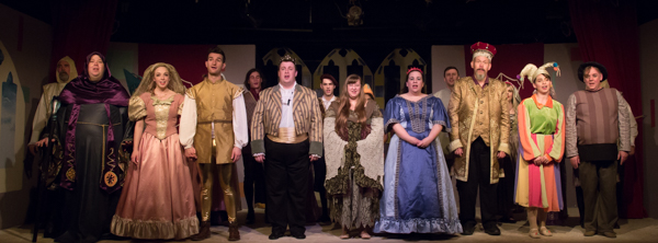 Photo Coverage: First look at Little Theatre Off Broadway's ONCE UPON A MATTRESS