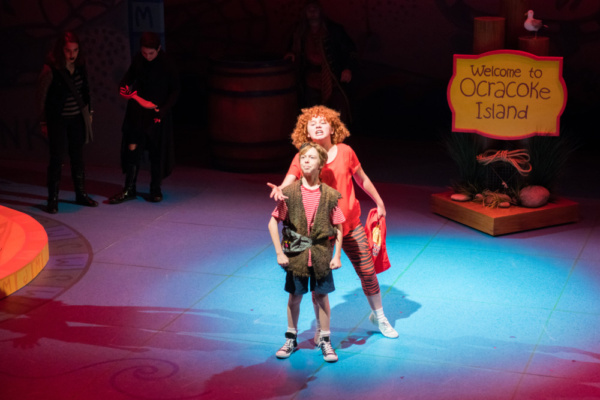 Photo Flash: JUDY MOODY & STINK: THE MAD, MAD, MAD, MAD TREASURE HUNT, Makes World Premiere