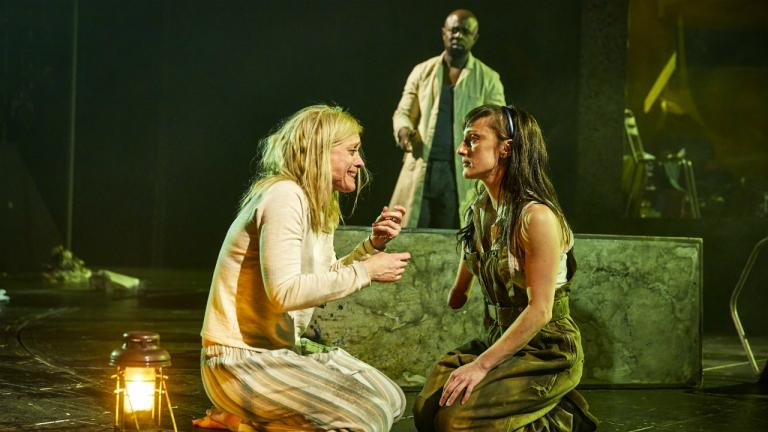 BWW Interview: Sam Psyk and Joshua Lacey On MACBETH NT Live Broadcast