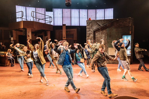 Photos: Scotland's Story: Smash-Hit Musical SUNSHINE ON LEITH is on its Way to Coventry