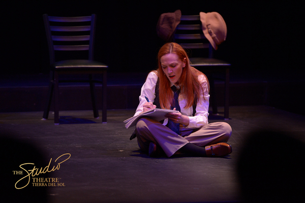 Photo Flash: The Studio Theatre Presents TELL ME ON A SUNDAY