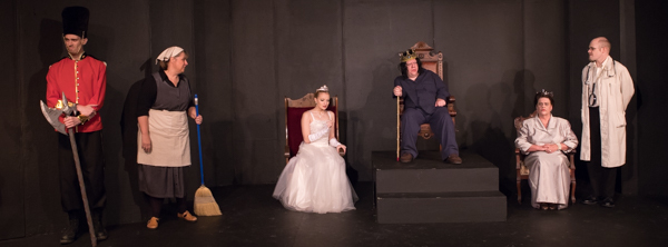 Photo Coverage: First Look at Curtain Players' EXIT THE KING