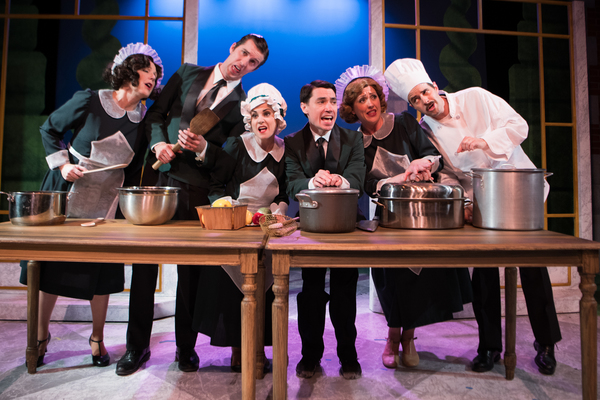 Photo Flash: 42nd Street Moon Presents ME AND MY GIRL