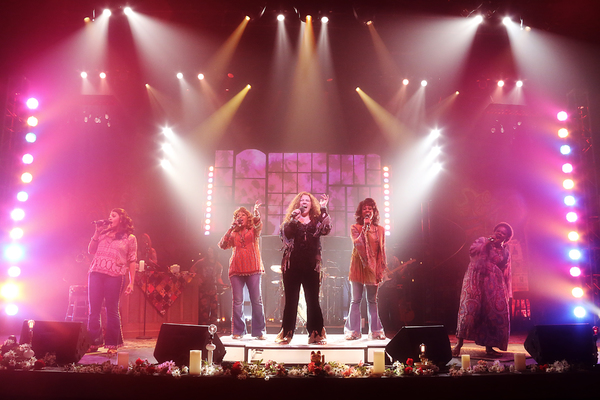 Photo Flash: A NIGHT WITH JANIS JOPLIN At North Carolina Theatre