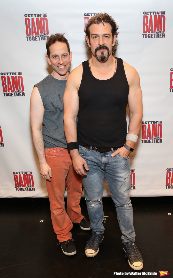 Photo Coverage: Meet the Cast of GETTIN' THE BAND BACK TOGETHER