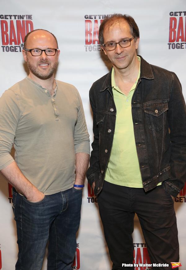 Chris Bailey and John Rando