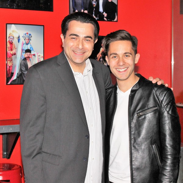 Johnny Tammaro and Mike Wartella