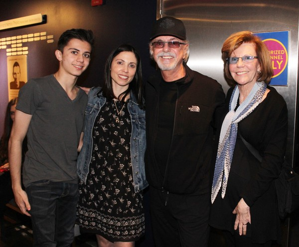 Photo Coverage: Inside the Industry Reading for THE WANDERER: A Dion DiMucci Musical