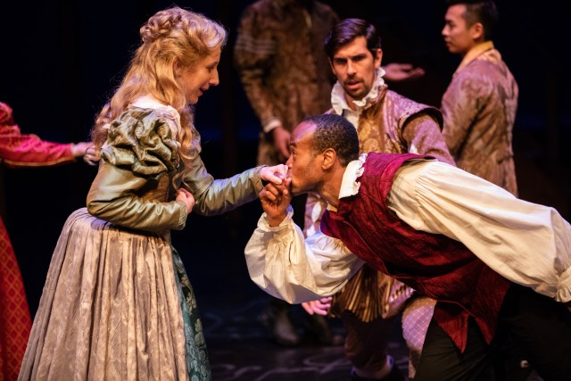 BWW Review: Seattle Shakes' SHAKESPEARE IN LOVE Lacks Both