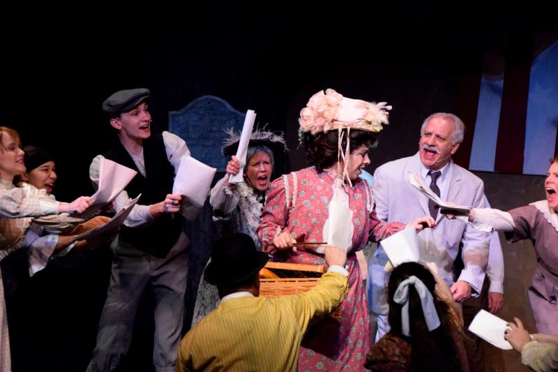 BWW Review: Opera House Players' PARADE