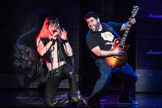 BWW Review: Three Cheers for the Talented Kids in SCHOOL OF ROCK
