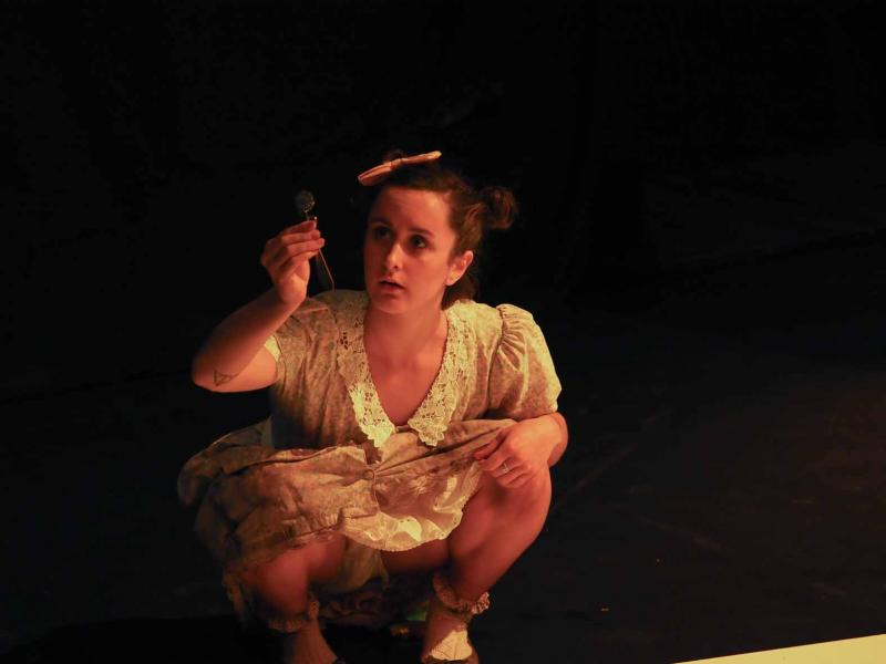 BWW REVIEW: With Captivating Clarity REVOLT.SHE SAID.REVOLT AGAIN Reminds Us That There Is Still A Long Way To Go In Achieving The Respect And Recognition Women Deserve.