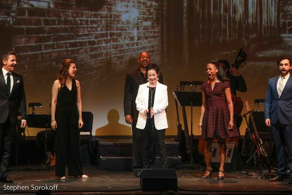 David Harris, Margo Seibert, Alton Fitzgerald White, Nikki Renee Daniels,Brandon Uranowitz