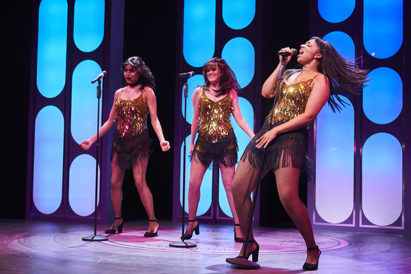 Photo Flash: First Look at Great Lakes Theater's BEEHIVE – THE '60s MUSICAL