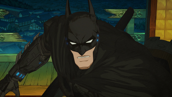 BWW Review: BATMAN NINJA By Warner Bros. Japan, DC Comics and Warner Bros. Home Entertainment On Digital, DVD and Blue-Ray