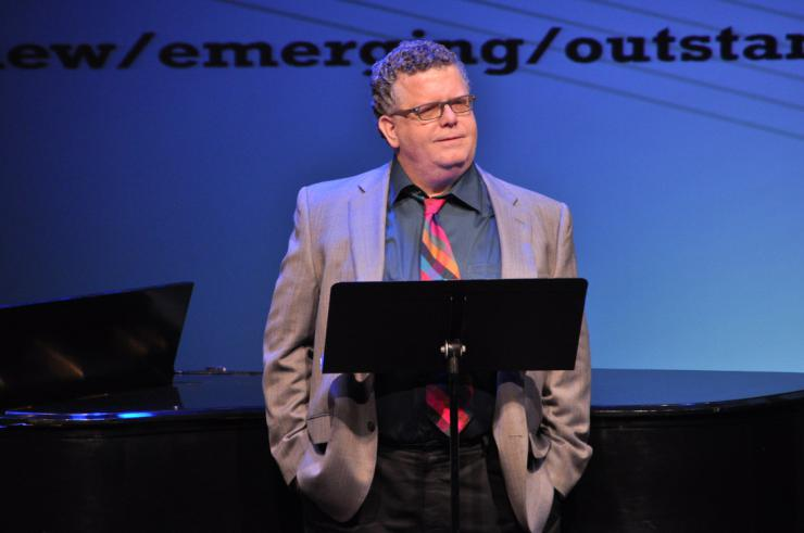 Exclusive Podcast: Go 'Behind the Curtain' with York Theatre's Artistic Director Jim Morgan