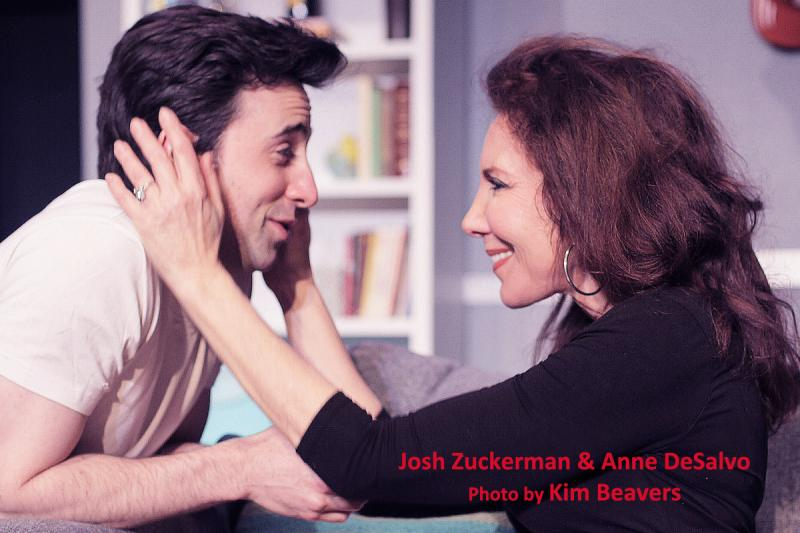 BWW Review: KNIFE TO THE HEART Hits A Bullseye!