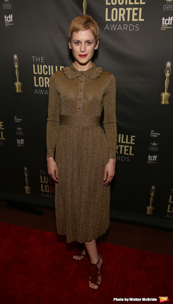 Photo Coverage: It's the Best of Off-Broadway! On the Red Carpet at the Lortel Awards