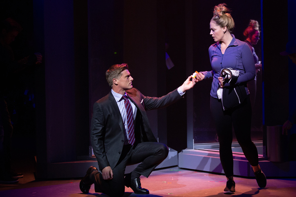 Photo Flash: It's More Morissette! First Look at Elizabeth Stanley, Derek Klena & Company in JAGGED LITTLE PILL at the A.R.T.
