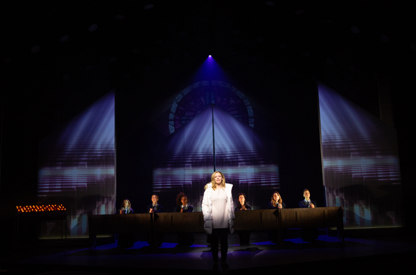 Photos: It's More Morissette! First Look at Elizabeth Stanley, Derek Klena & Company in JAGGED LITTLE PILL at the A.R.T.