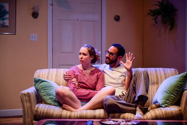 Laura Berner Taylor and Joe Lino Photo