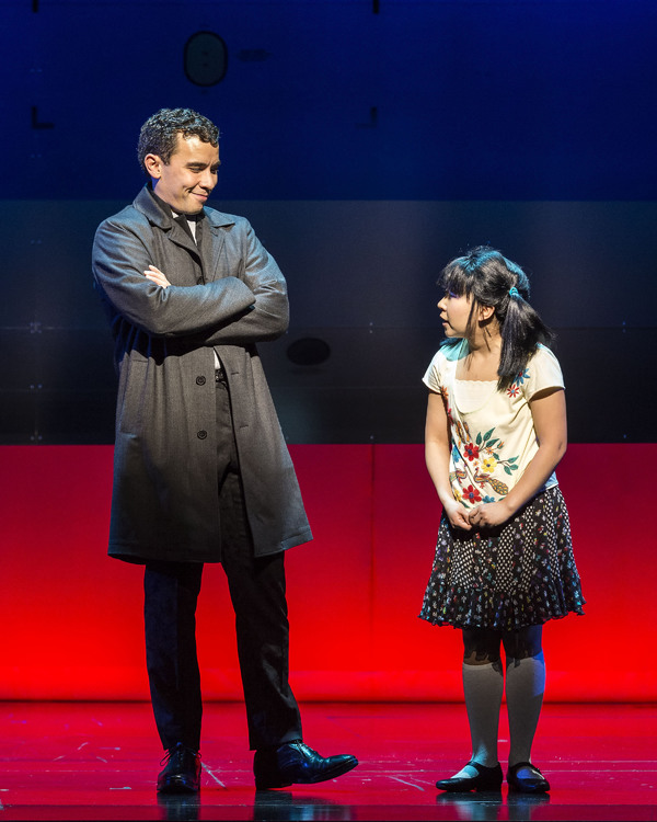 Photo Flash: First Look at the World Premiere of SOFT POWER