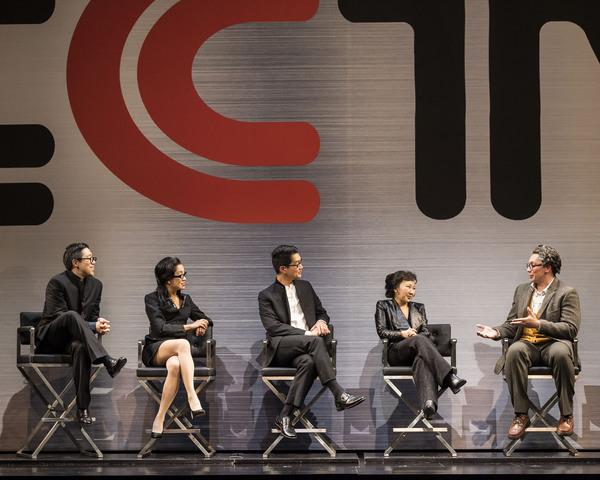 Raymond J. Lee, Jaygee Macapugay, Austin Ku, Kendyl Ito and Jon Hoche