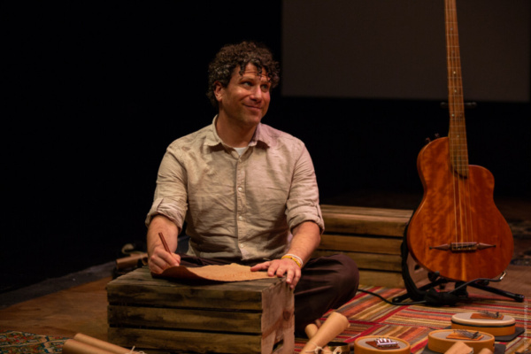 Photo Flash: The Theater At The 14th Street Y Presents THE LEAH/RACHEL PLAY