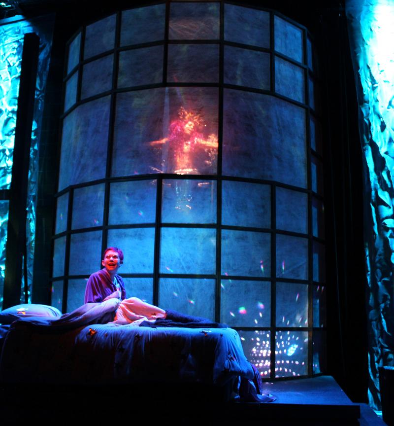 BWW Review: Time's Up for Heavy Drama in THE MERMAID HOUR, but the Lyricism Lingers On
