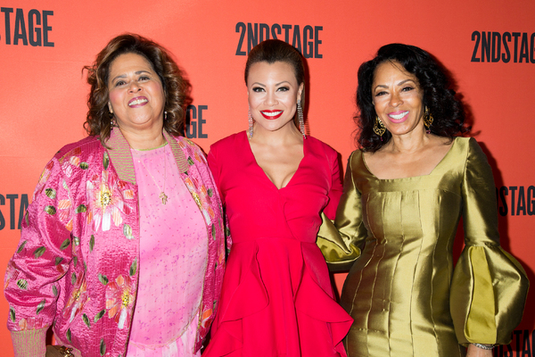 Photo Coverage: Lindsay Mendez, Billy Porter, and More Attend Second Stage's Annual Gala