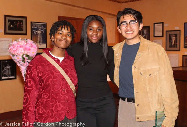 The winners of the 2018 August Wilson Monologue Competition