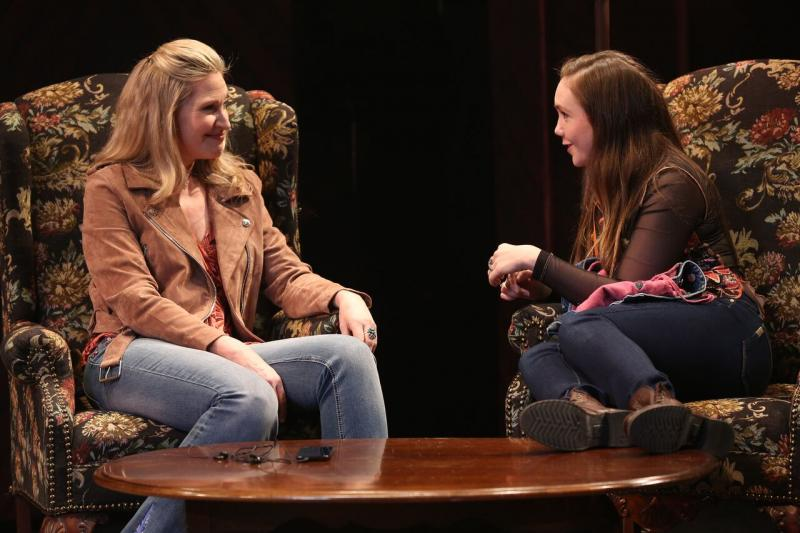 BWW Review:  Rocker Grandmom Clashes With Her Gospel-Singing Daughter in Sweet and Funny Musical UNEXPECTED JOY