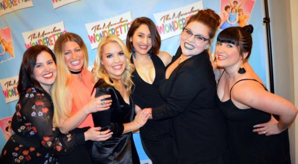 Photo Flash: Emmy Winner Kristen Alderson Joins The Cast Of Off-Broadway's THE MARVELOUS WONDERETTES!