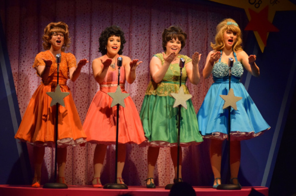 Photo Flash: Emmy Winner Kristen Alderson Joins The Cast Of Off-Broadway's THE MARVELOUS WONDERETTES!