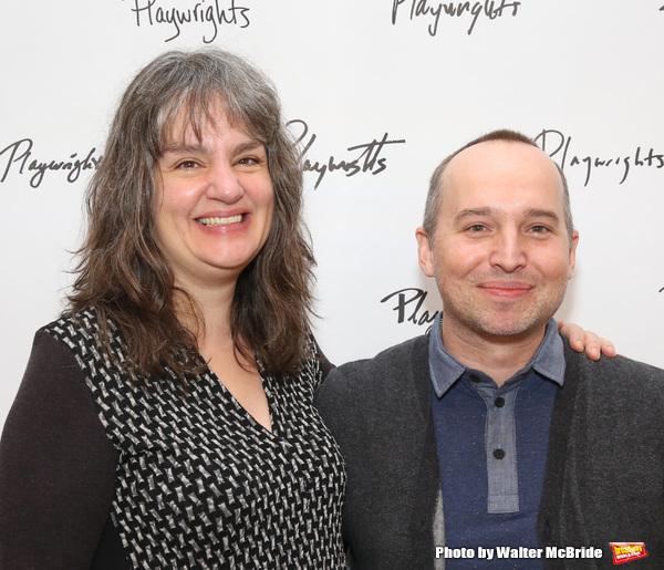 Pam MacKinnon and Jordan Harrison  Photo