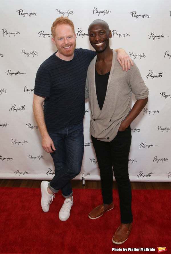 Jesse Tyler Ferguson and Phillip James Brannon