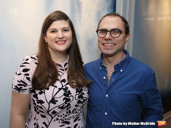Rachel Routh and Andrew Lazarow Photo