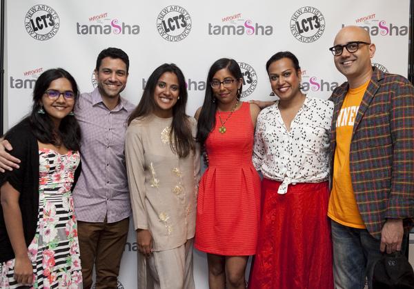 Madhuri Shekar, Sanjit De Silva, Arpita Mukherjee, Natasha Sinha, Aneesh Sheth, Ayad Akhtar