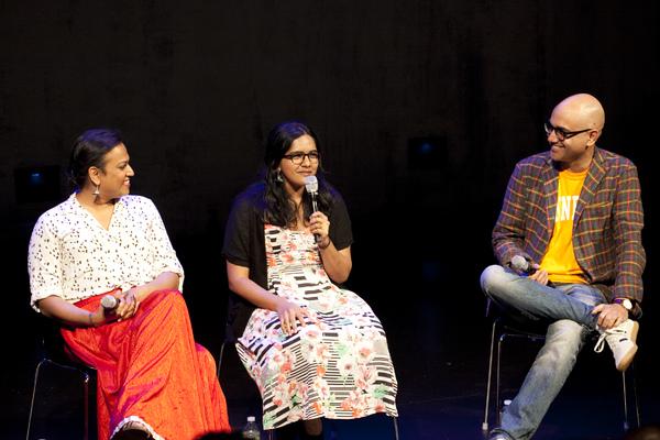 Aneesh Sheth, Madhuri Shekar, Ayad Akhtar