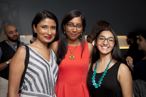 Gulshan Mia, Natasha Sinha, Aneesha Kudtarker Photo