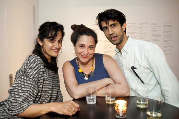 Deepa Purohit, Jaclyn Backhaus, Sathya Sridharan Photo