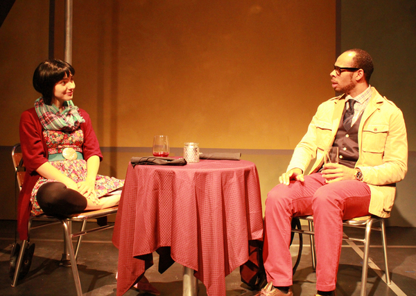 Gracie Lacey as Ramona and Ahmed T. Brooks as Khalil