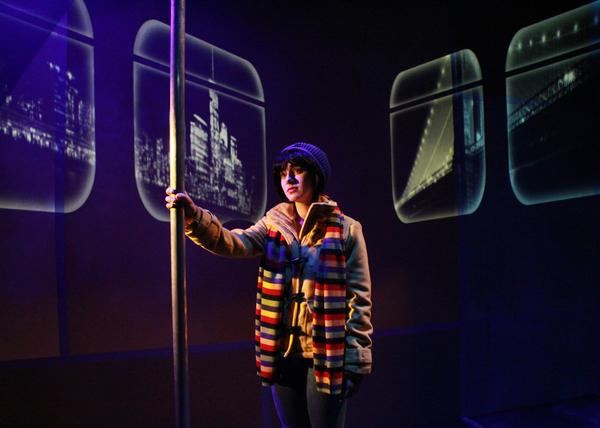 Photo Flash: Sheila Callaghan's ELEVADA Opens This Saturday