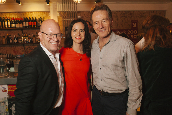 Photos: Park Theatre Presents the UK Premiere of BUILDING THE WALL