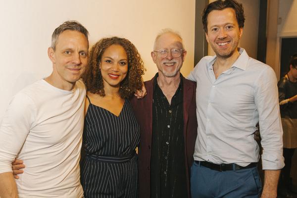 Trevor Whtie, Angela Griffin, Robert Schenkkan, Jez Bond