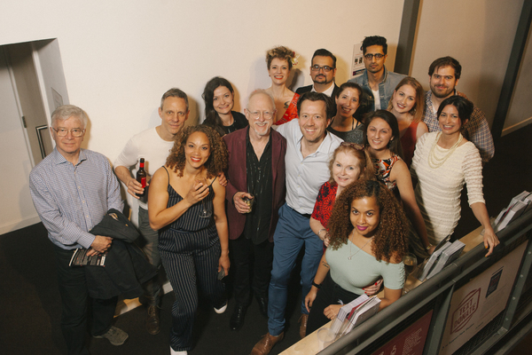 Photo Flash: Park Theatre Presents the UK Premiere of BUILDING THE WALL