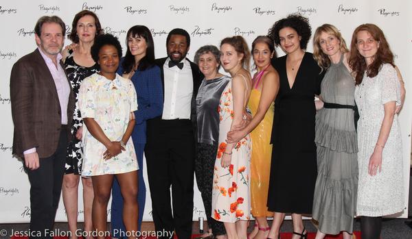 Photo Coverage: DANCE NATION Celebrates Opening Night at Playwrights Horizons