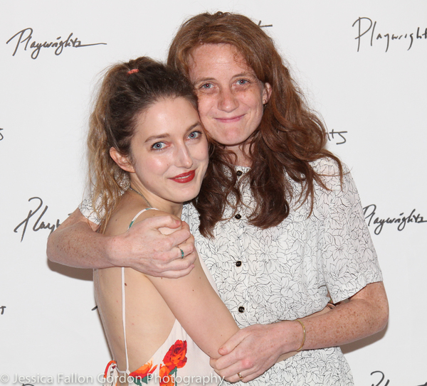 Clare Barron and Lee Sunday Evans Photo